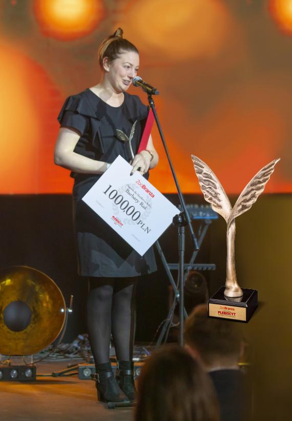 Barbara Ryś Handlowcem Roku 2019