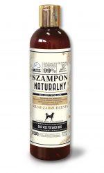 szampon naturalny dla psów głęboko oczyszczający