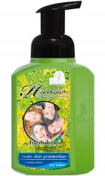 Mydło w piance dla problematycznej skóry nastolatków