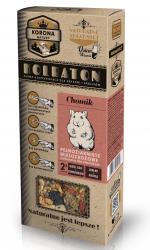Kolby dla chomika - naturalna i zdrowa przekąska